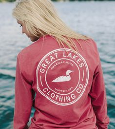 Vintage - Long Sleeve | Great Lakes Co. Size L or M