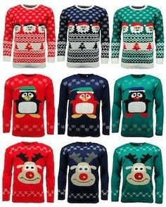£14.99 for an adult unisex flashing LED Christmas jumper £14.99 50% OFF! http://www.bestdressed.co.uk/out/343784