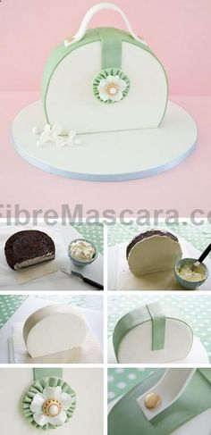 How to make a Purse Cake #purse #cake #tutorial thecakebar.tumblr... #lingerie #gifts #forher #her #valentines #valentinesday #ladies #female #outfit #morning #ideas #dressingup #erotic #valentinegift