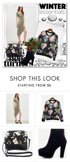 """romwe"" by newoutfit ❤ liked on Polyvore"