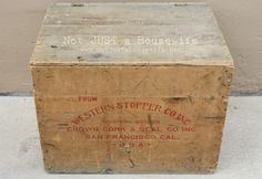 Old Crate