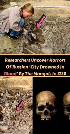 Researchers Discover A Russian City 'Drowned In Blood' By The Century Mongol Invasion Cute Couples Goals, Couple Goals, Lace Hairpiece, Funny Jokes, Hilarious, Bizarre Facts, True Facts, Coincidences, Horror Movies
