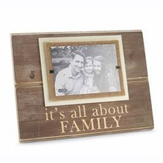 Mudpie Wooden Baby Picture Frame New Suitable For Men And Women Of All Ages In All Seasons Picture Frames
