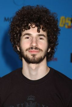 BRAD DELSON Love the fro'!