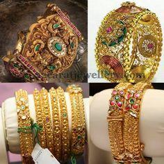 Tremendous Nakshi Bangles Gallery