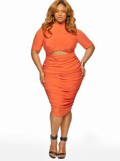 Monif C Abigail Plus Size Dress #UNIQUE_WOMENS_FASHION http://stores.ebay.com/VibeUrbanClothing