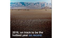 It is very likely that 2016 will be the hottest year on record, with global temperatures even higher than the record-breaking temperatures in 2015. Preliminary data shows that 2016's global temperatures are approximately 1.2° Celsius above pre-industrial levels, according to an assessment by the World Meteorological Organization (WMO).