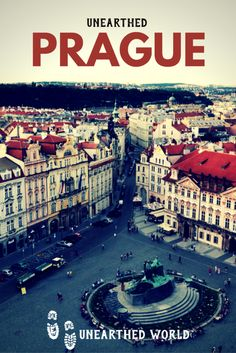 Thinking of a Prague visit? A nice guide to the key city features.
