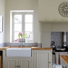 Cottage kitchen inspirations, cottage kitchen styles - Kır evi mutfağı dekorasyonu - En iyi 10 fikir!