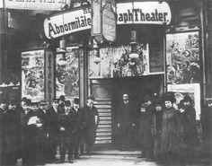 Berlin, Münzstraße 13, Eines der ersten regulären Kinos der Stadt, Pritzkow, 1913.
