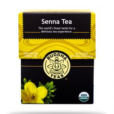 Senna Tea.. Great for constipation..