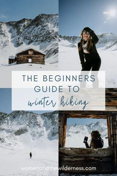 How to Prepare for a Winter Hiking Adventure in Colorado Hiking Gear Women, Best Hiking Gear, Hiking Guide, Winter Hiking, Winter Travel, Hiking Essentials, Camping Photography, Colorado Hiking, Camping Tips