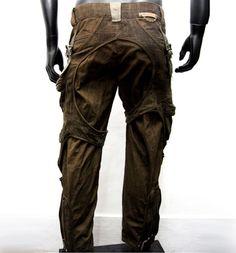 14th Addiction: P-Cargo Full Length Pants