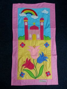 KIDS DESIGN PRAYER MAT