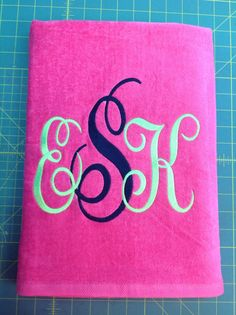 24 best personalized beach towels images on pinterest beach towel