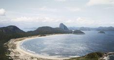 Rio há 450 anos: imagens comparam paisagens antes e após urbanização