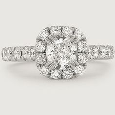 Would you say yes to this gorgeous diamond engagement ring?