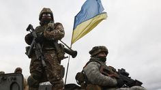 Ukraine says its army repulsed an offensive by pro-Russian rebels near Debaltseve in the east.