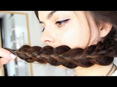 Double Stacked Braid - YouTube