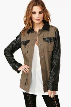 Dark Allies Jacket