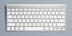 Apple Keyboard Free .PSD   GORM
