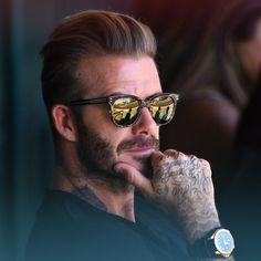 How to Do Push-Ups Like David Beckham   GQ