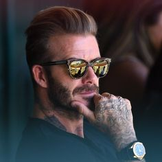 How to Do Push-Ups Like David Beckham | GQ