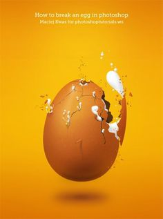 Create this amazing broken egg illustration in Photoshop. This in-depth tutorial…