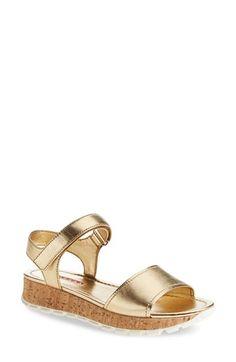 Prada Platform Sandal (Women) available at #Nordstrom