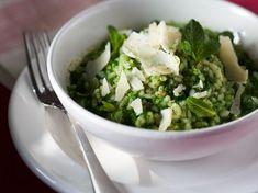 Découvrez la recette Risotto primavera sur cuisineactuelle.fr. 20 Min, Beignets, Seaweed Salad, Palak Paneer, Lettuce, Broccoli, Cabbage, Menu, Food And Drink