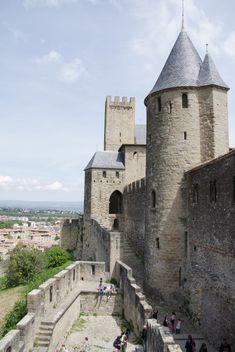 Visiter la cité médiévale de Carcassonne