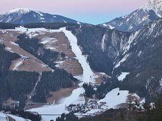 Die steilsten und schwersten Abfahrten in Südtirol