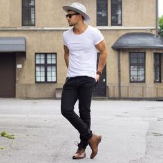 Summer street style for men brought to you by Tom Maslanka