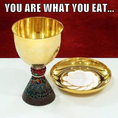 The Holy Communion! Are,you a Catholic? Really,and your going to Vote Hillary Clinton! Trump fulfill bible prophecy of the Jubilee is your return 1917 became a nation 50 years later the war 50 years later Jerusalem declared the capital