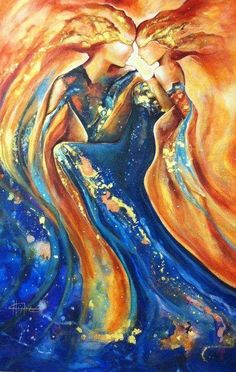 From their first meeting, their spirits began touching one another. #twinflames #twinflamequotes #twinsouls #twinflameconnection www.twinflames-soulmates.com