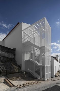 Tapestry Museum in Portugal By CVDB Architects | http://www.yellowtrace.com.au/cvdb-architects-tapestry-museum-portugal/