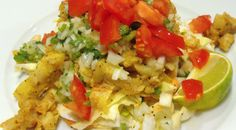Paleo Fish Taco Salad. This recipe is good for just about any kind of fish you like.