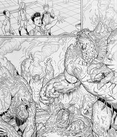 Wolverine and the X-Men Pencils: Nick Bradshaw, Inks: Walden Wong Sub me at www.youtube.com/WaldenWongArt #wolverine #xmen #xman #marvel #marvelcomics #comic #mcu #stanlee #inking #inks #inker #penandink #art #artwork #arts #sketch #sketching #draw #drawing #commission #sketchbook #arts #arte #artwork #artoftheday #artstation #drawings #sketchoftheday #dccomics #doodle #sketchbook #artstudio #drawingsketch