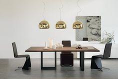 Nie jeden, a trzy mocne elementy #lamp #design #italianstyle