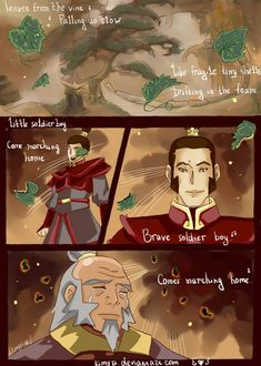The most touching moment in the cartoon. Deeply empathize favorite character A song for Lu Ten by Iroh Avatar Airbender, Avatar Aang, Team Avatar, Le Cri, The Last Avatar, Avatar Series, Iroh, Korrasami, Fire Nation