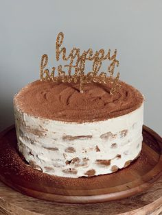 32 Birthday, Hey Good Lookin, Tiramisu Cake, Food Festival, Vanilla Cake, Nutella, Cooking Recipes, Desserts, Design