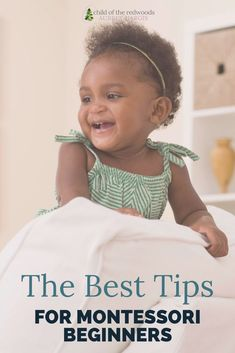 Some Montessori basics so you know right where to begin! There are so many ways you can support your child's development at home! Potty Training, Cloth Diapers, Child Development, Your Child, Instagram Feed, Montessori, Parenting, Nursery, Children