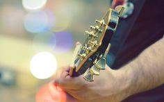 The Guitarist by David Kant Bangles, Bracelets, Guitar, David, Artist, Jewelry, Fashion, Moda, Jewlery