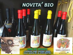 Birra del Brigante disponibile al Capsule and Coffee Shop