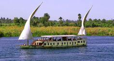 Navegar el Nilo a bordo de dahabiyyas es viajar en la historia - https://www.absolutcruceros.com/nilo-dahabiyyas-historia/