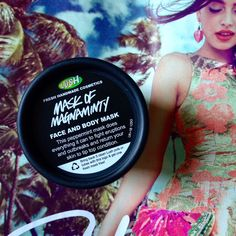 The Best Way To Combat Breakouts | Lush's Mask Of Magnaminty