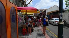 Located on a UNESCO World Heritage site, Armenian Street was one of the first roads to be built in the former straits settlement. Named after the most prominent ethnic group in Penang during the colonial era, it extends from the port of Penang to north of Acheh Street.