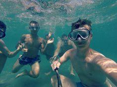 Obóz IGRZYSKA ŻYCIA! Podwodne przygody #obóz #wakacje #Grecja #woda #morze