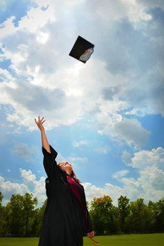 One of my graduation pics