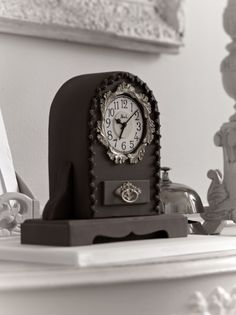 Grandfather Clock Cake Chocolate Orange Marble Matthew S